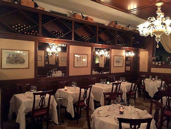 مطعم هوستاريا دا فرانز Hostaria da Franz restaurant